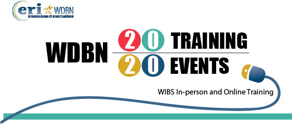 2020 WDBN Training Events