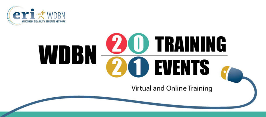 WDBN Virtual and Online Training Events