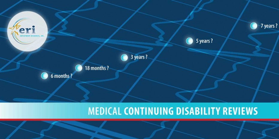 Medical Continuing Disability Reviews