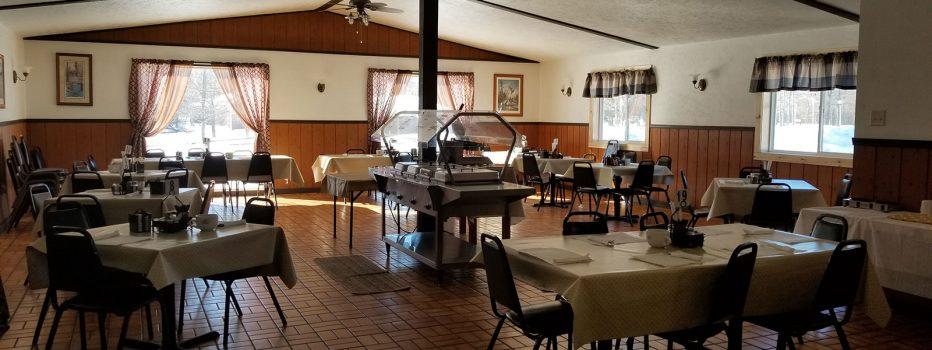 Photo of a restaurant interior