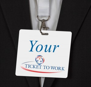 Your Ticket to Work